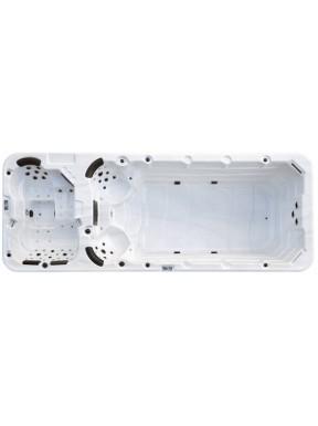 SPA NAGE BIZONE NAUSICA 5M80 PROFOND 1.55 M